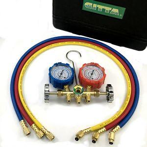 Manifold-Gas-R134-R22-R404-R407-Com-Maleta-Refrigeracao-e-Ar