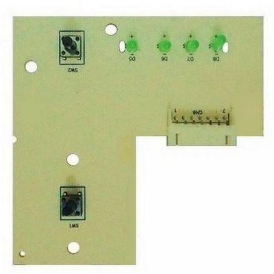Placa Eletrônica Interface Lavadora Lte09