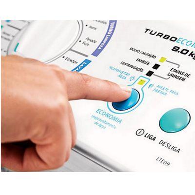 TECLA-ELECTROLUX-REAPROVEITAMENTO-DE-AGUA-MOD--LTE09-LTE12-