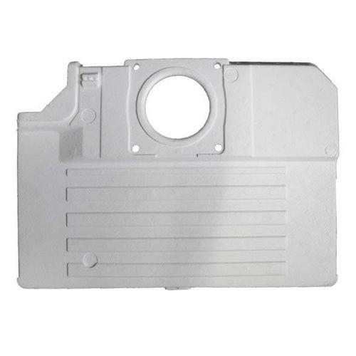 Capa Traseira Evaporador Refrigerador Brastemp W10539793