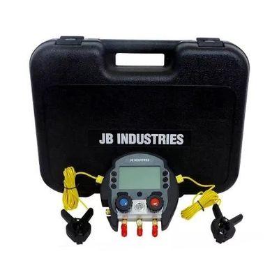 Conjunto Manifold Digital Jb Dmg2-8 2 Vias 80 Gases