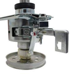 Mecanismo Lavadora Electrolux Ltd11 Polia Estriada - A02437701