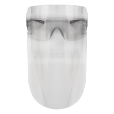 Mascara Odontológica Com Óculos de Proteção