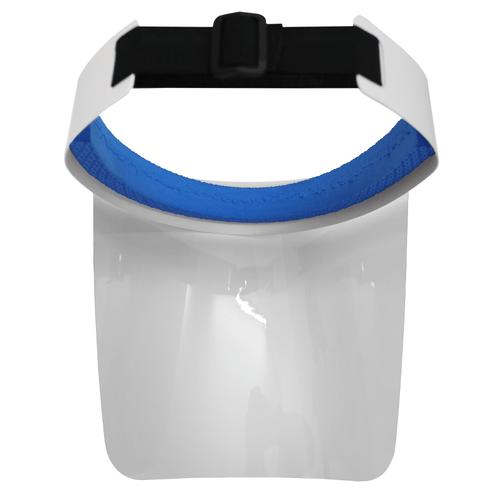 Mascara Odontológica Facial Pequena Azul