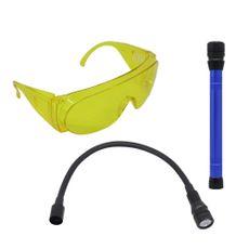 Haste Flexível Com Lâmpada 5 Uv