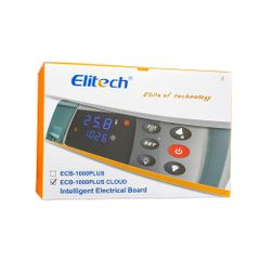 Painel de Controle Ecb-1000 Plus Wi-Fi Elitech