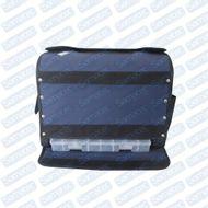 Mala Bolsa Para Ferramentas Alça Inox e Porta Parafusos - Elity Bag