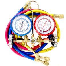 Manifold-Ar-Condicionado-Split-R12-R22-R404a-R134a