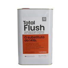 Total Flush Galão 5 Litros Limpeza Refrigeração Substituto 141b