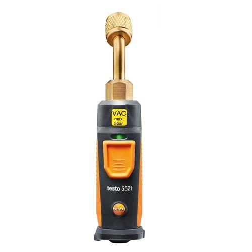 Vacuômetro Digital Testo 552i Controlado Por App