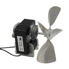 Motor Ventilador 1/100 Exaustor Com Hélice 110v